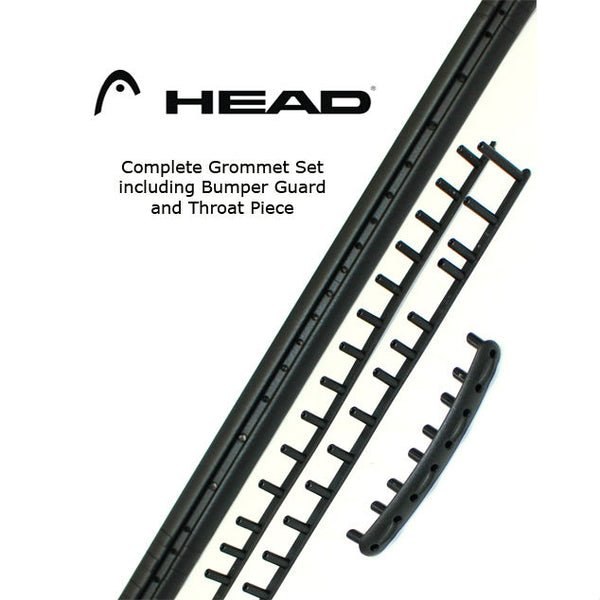 Head Metallix 130 Grommet - RacquetGuys