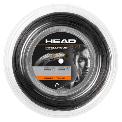 HEAD IntelliTour 17 Tennis String Reel (Grey)