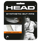 Head Synthetic Gut 16 PPS Tennis String (White) - RacquetGuys.ca