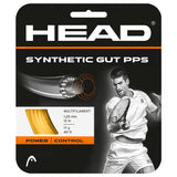 Head Synthetic Gut 17 PPS Tennis String (Gold) - RacquetGuys