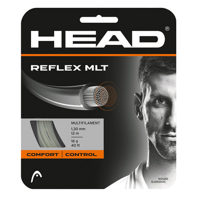 HEAD Reflex MLT 16 Tennis String (Natural)