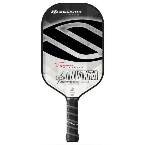 Selkirk Amped Invikta Midweight Pickleball Paddle Tyson McGuffin Signature - RacquetGuys
