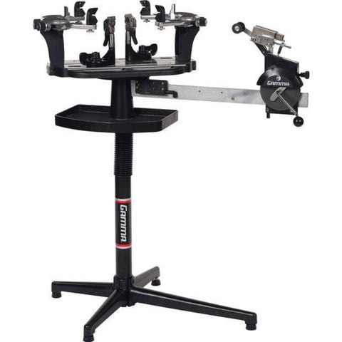Gamma 5003 Stringing Machine with 6 Point Mounting System - RacquetGuys