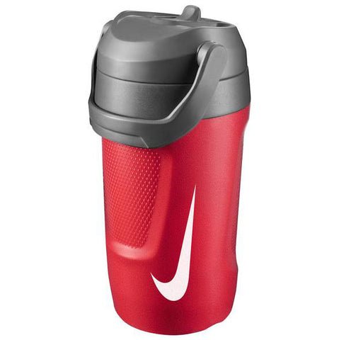 Nike Fuel Jug 64 oz. Water Bottle (University Red/Anthracite/White) - RacquetGuys