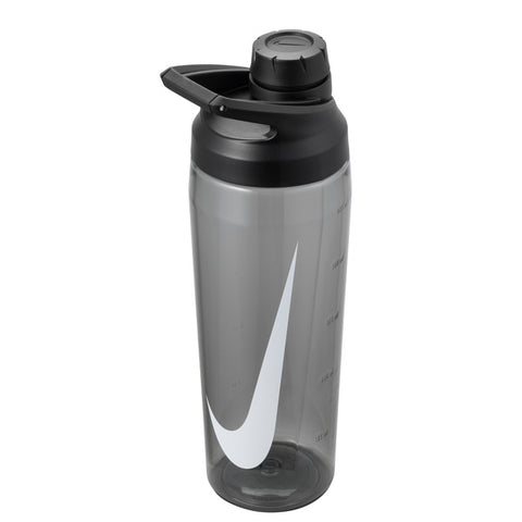 Nike Tr Hypercharge 24 oz. Water Bottle (Anthracite/White) - RacquetGuys