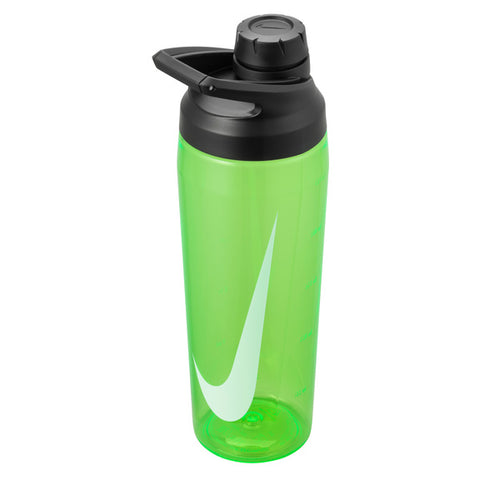 Nike Tr Hypercharge 24 oz. Water Bottle (Green Spark/Anthracite/White) - RacquetGuys