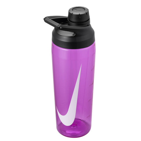 Nike Tr Hypercharge 24 oz. Water Bottle (Fire Pink/Anthracite/White) - RacquetGuys