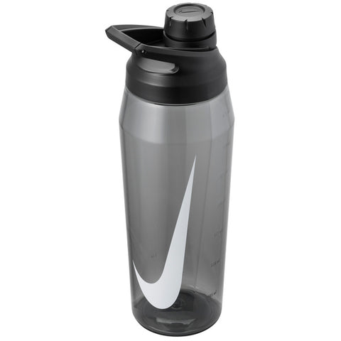Nike Tr Hypercharge 32 oz. Water Bottle (Anthracite/White) - RacquetGuys