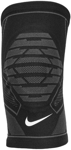 Nike Pro Knitted Knee Sleeve (Black/Anthracite/White)