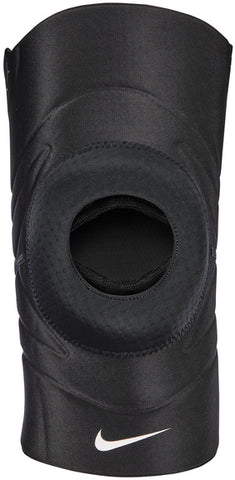 Nike Pro Open Patella Knee Sleeve 3.0 (Black/White)