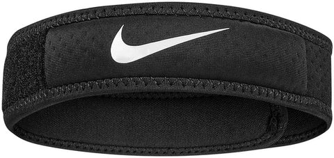 Nike Pro Patella Band 3.0 (Black/White) - RacquetGuys.ca
