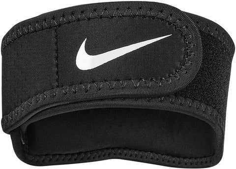 Nike Pro Elbow Band 3.0 (Black/White) - RacquetGuys.ca