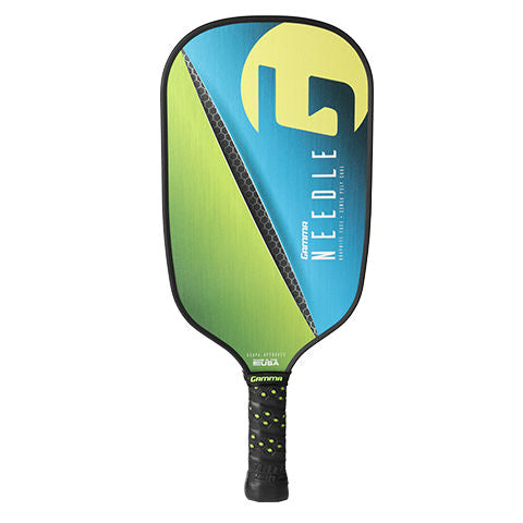 Gamma Needle Sensa Core Pickleball Paddle - RacquetGuys