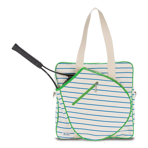 Ame & Lulu On Tour Quinn Tote Racquet Bag - RacquetGuys