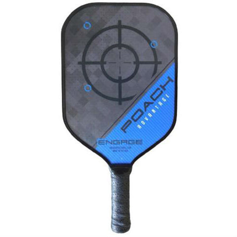 Engage Poach Advantage Lite (Blue) - RacquetGuys.ca