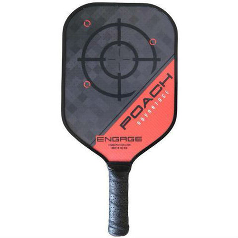 Engage Poach Advantage Lite (Red) - RacquetGuys.ca