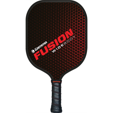 Gamma Fusion Widebody Pickleball Paddle - RacquetGuys