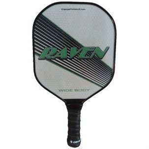 Engage Raven Pickleball Paddle (Green)