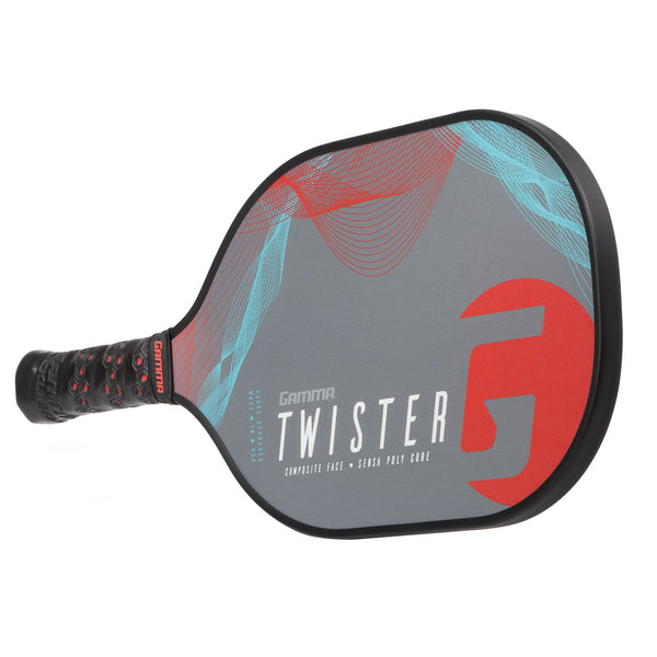 Gamma Twister Sensa Core Pickleball Paddle - RacquetGuys