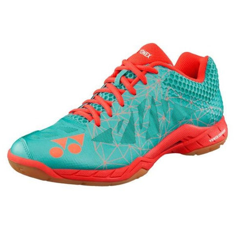 Yonex Power Cushion Aerus 2 Women's Indoor Court Shoe (Mint) - RacquetGuys