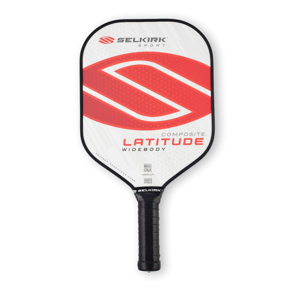 Selkirk Latitude Polymer Composite (Red Force) - RacquetGuys