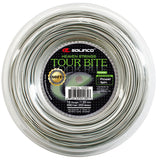 Solinco Tour Bite Soft 16 Tennis String Reel (Silver) - RacquetGuys