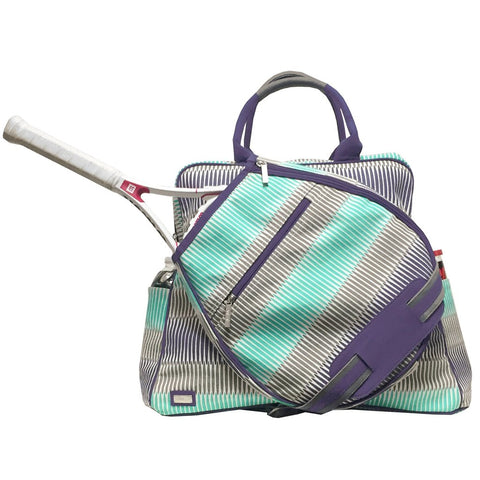 Ame & Lulu Pinnacle Tour Racquet Bag
