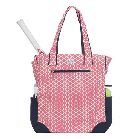 Ame & Lulu Emerson Clover Tote Racquet Bag - RacquetGuys