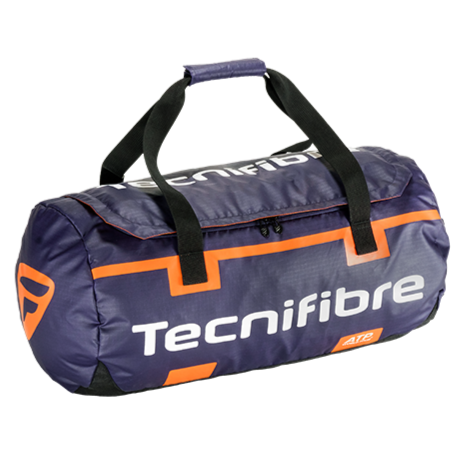Tecnifibre ATP RackPack Club Duffle Bag (Blue/Orange) - RacquetGuys