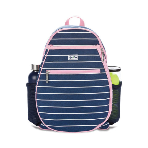 Ame & Lulu Tennis Camper Frankie Junior Backpack Racquet Bag - RacquetGuys.ca