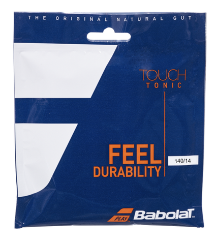 Babolat Touch Tonic 14 Tennis String (Natural) - RacquetGuys.ca