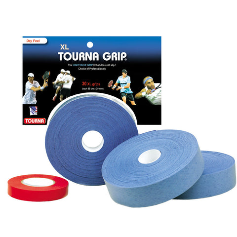 Tourna Grip Original Overgrips XL Pro 30 Pack
