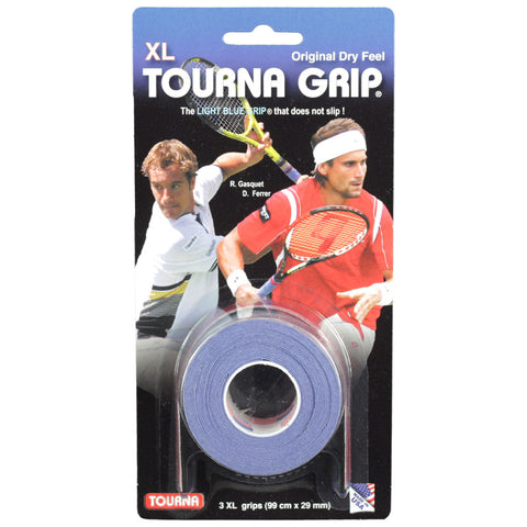 Tourna Grip Original XL Overgrips - RacquetGuys