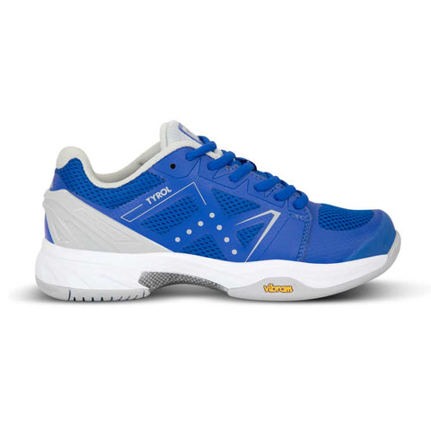 Tyrol Drive V Women's Pickleball Shoe (Blue/Grey) - RacquetGuys