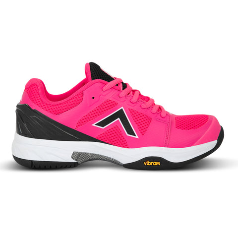 Tyrol Striker Pro V Women's Pickleball Shoe (Pink/Black) - RacquetGuys