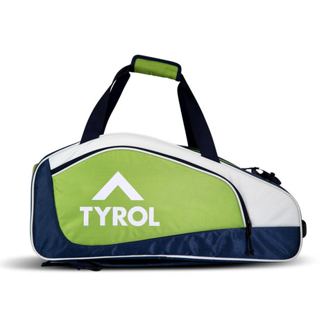 Tyrol Tournament Pickleball Bag (Lime/Navy) - RacquetGuys