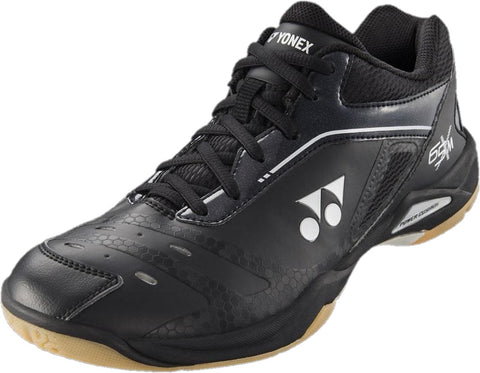 Yonex Power Cushion 65 X Men's Indoor Court Shoe (Black) - RacquetGuys