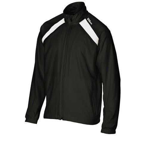 Wilson Mens Woven Warm Up Jacket and Pants - RacquetGuys