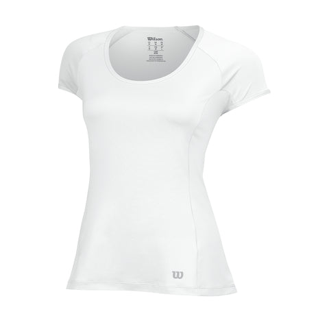 Wilson Womens nVision Elite Top - RacquetGuys