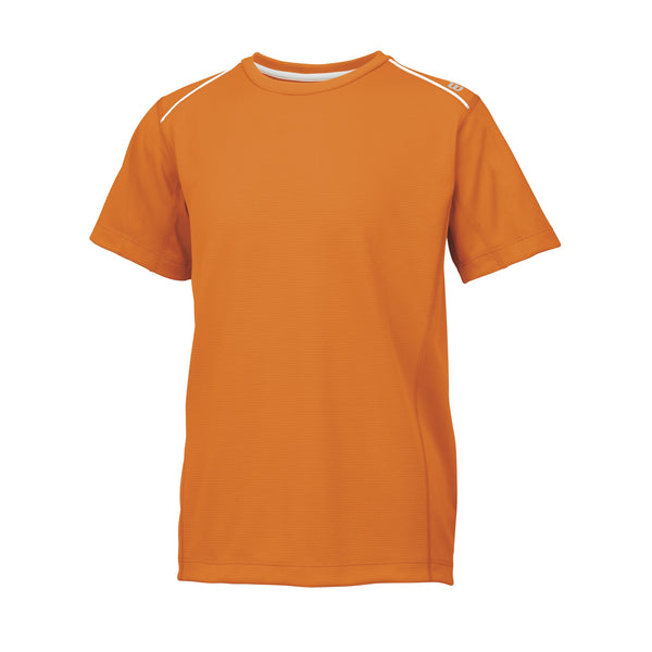 Wilson Boys nVision Elite Top (Clementine)