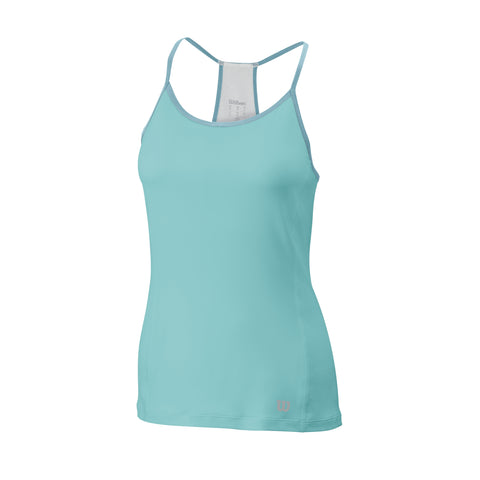 Wilson Womens Late Summer Strappy Tank Top - RacquetGuys