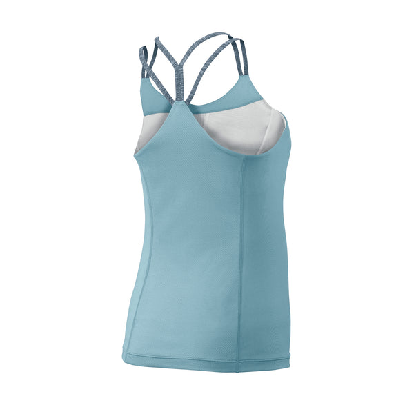 Wilson Womens Double Strap Tank Top - RacquetGuys