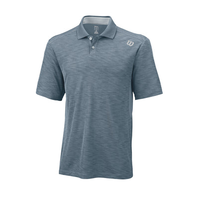 Wilson Mens Textured Polo