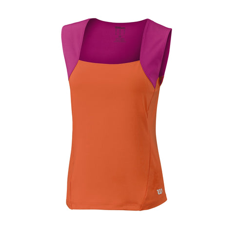 Wilson Girls Motion Tank Top - RacquetGuys.ca