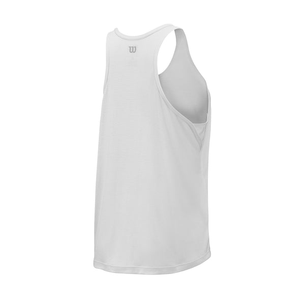 Wilson Womens Core Condition Tank Top (White) - RacquetGuys