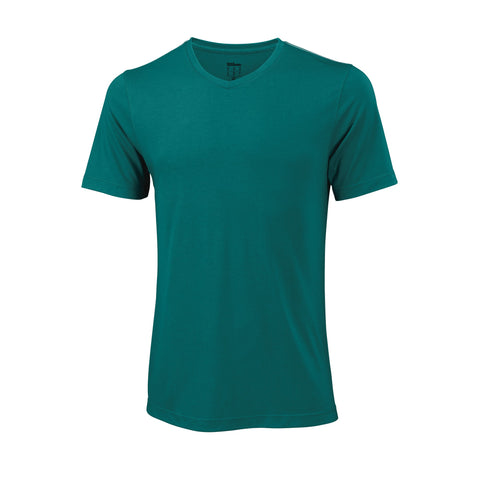 Wilson Mens Condition Top (Tropical Green) - RacquetGuys