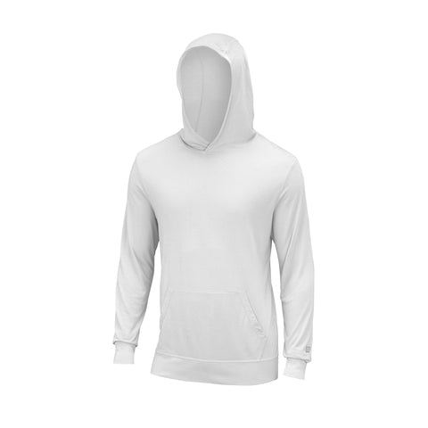 Wilson Mens Condition Hoody (White) - RacquetGuys
