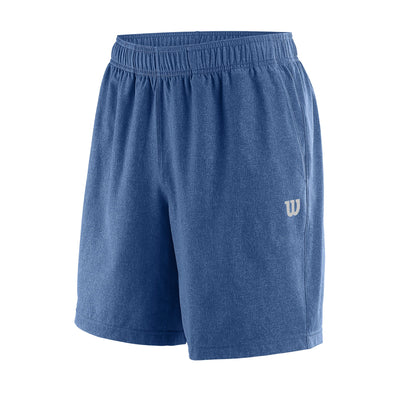 "Wilson Mens Condition 8"" Shorts (Prince Blue)"