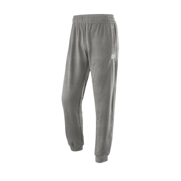 Wilson Mens Condition Warm-Up Pants (Heather Grey) - RacquetGuys