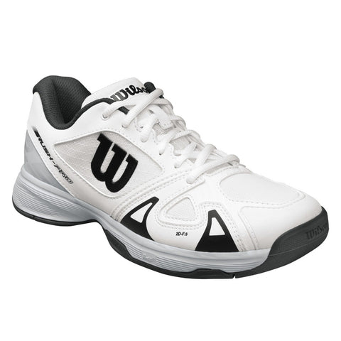 Wilson Rush Pro 2.5 Junior Tennis Shoe (White/Pearl) - RacquetGuys.ca